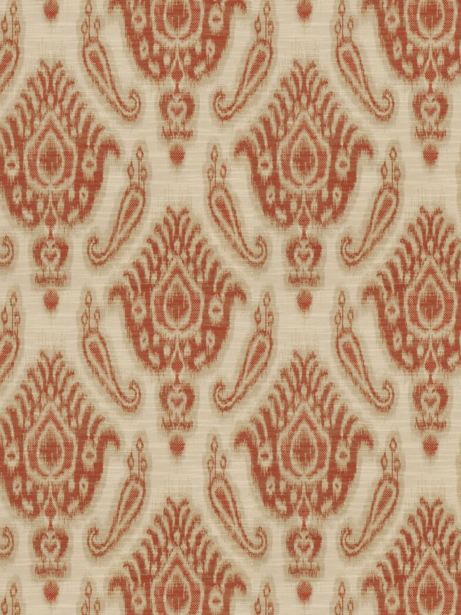 Love Me Ikat Tabasco Fabric Fabricut
