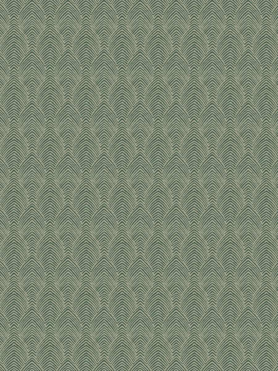 Deco Herringbone Emerald