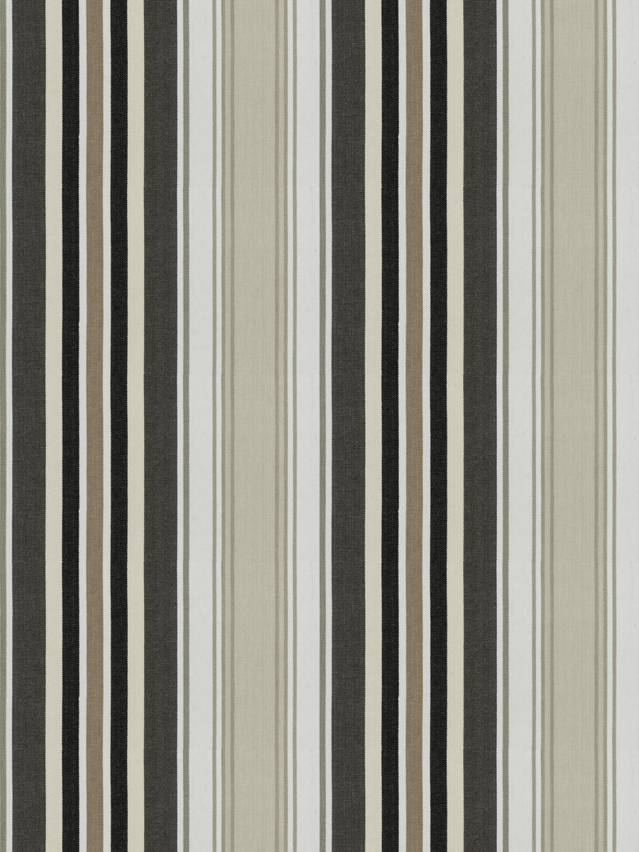 Galvan Stripe Charcoal