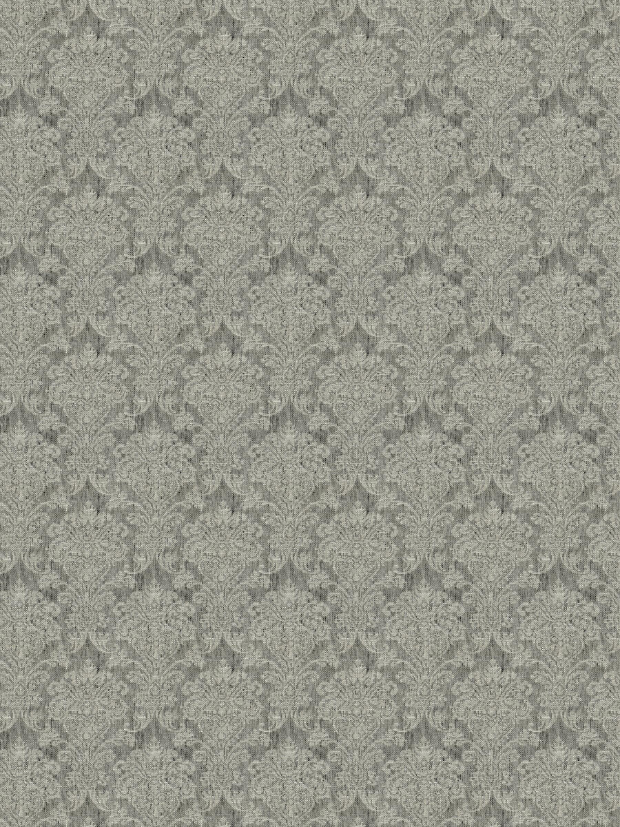 Orderly Damask Charcoal