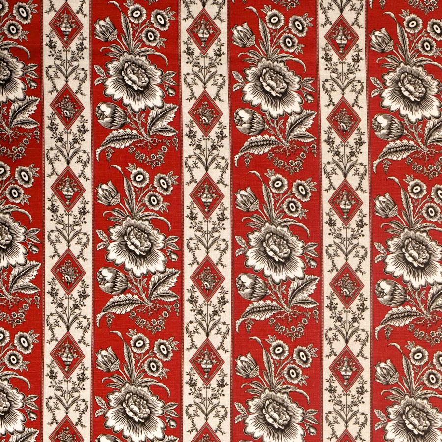 Elysee On Linen Valentine Fabric Vervain