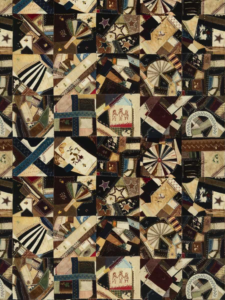 Crazy Quilt Document