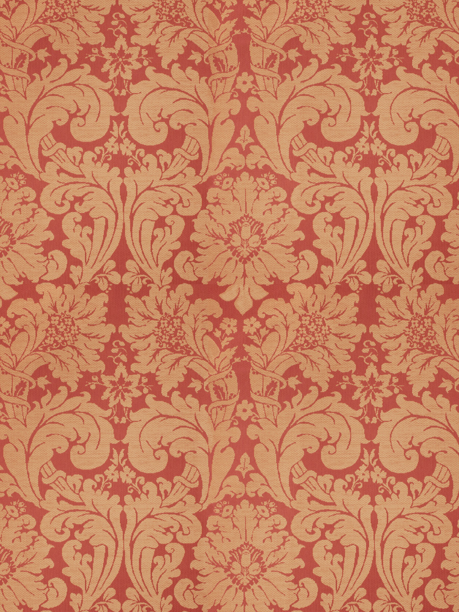 Hearst Damask Coral