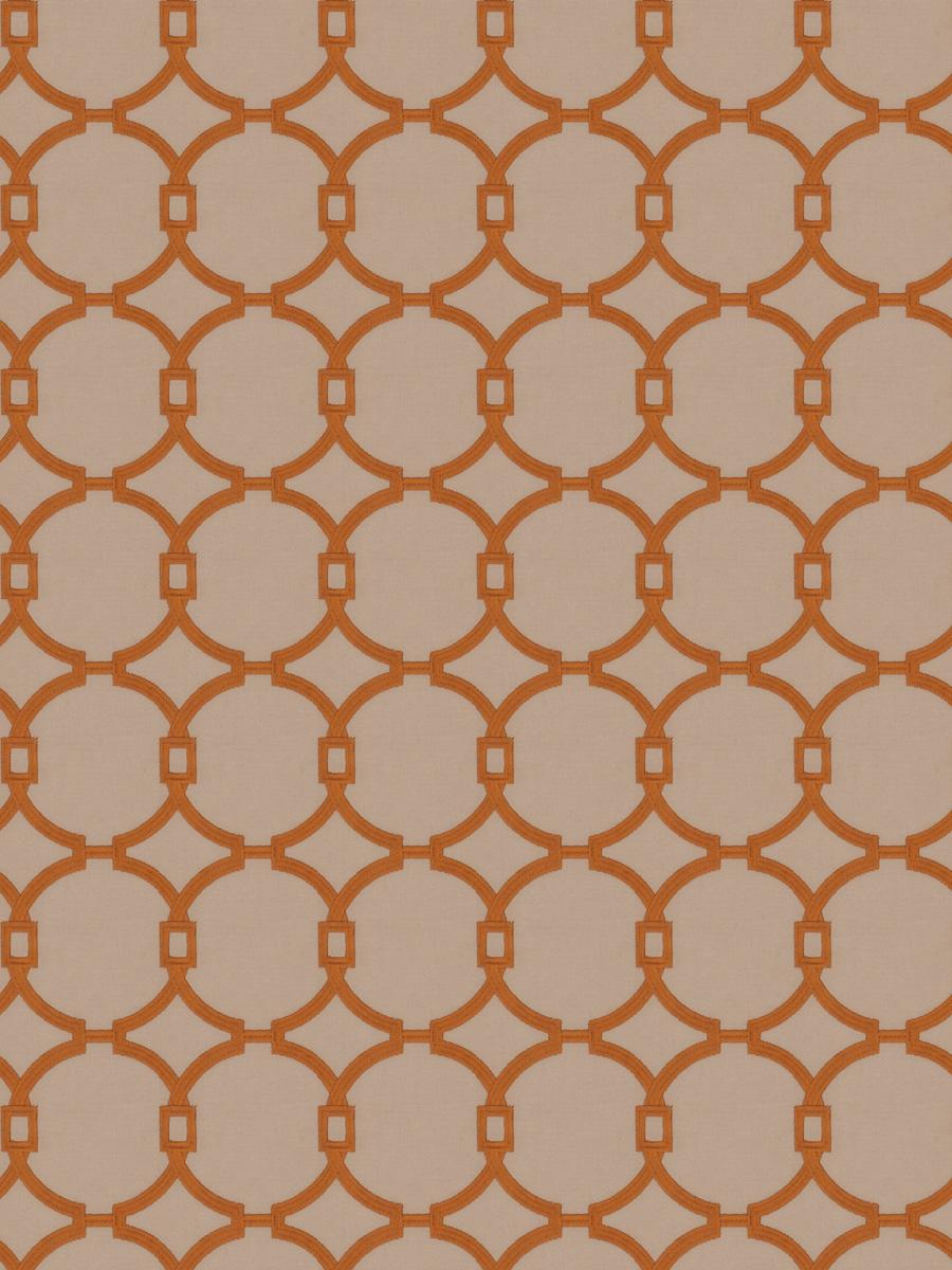 03186 Burnt Orange | Fabric | Trend