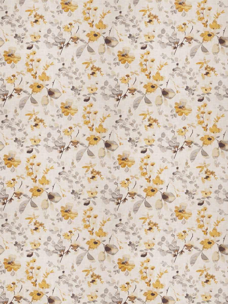 03367 Yellow Grey | Fabric | Trend