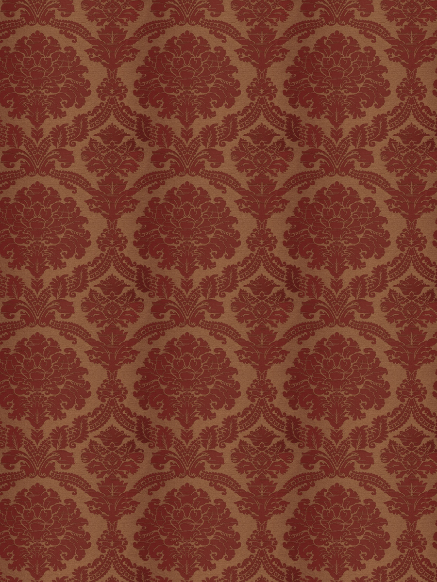 Villiers Damask Currant