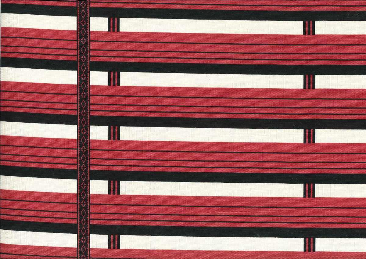 Shutter Stripe Nh Pomegranate Red