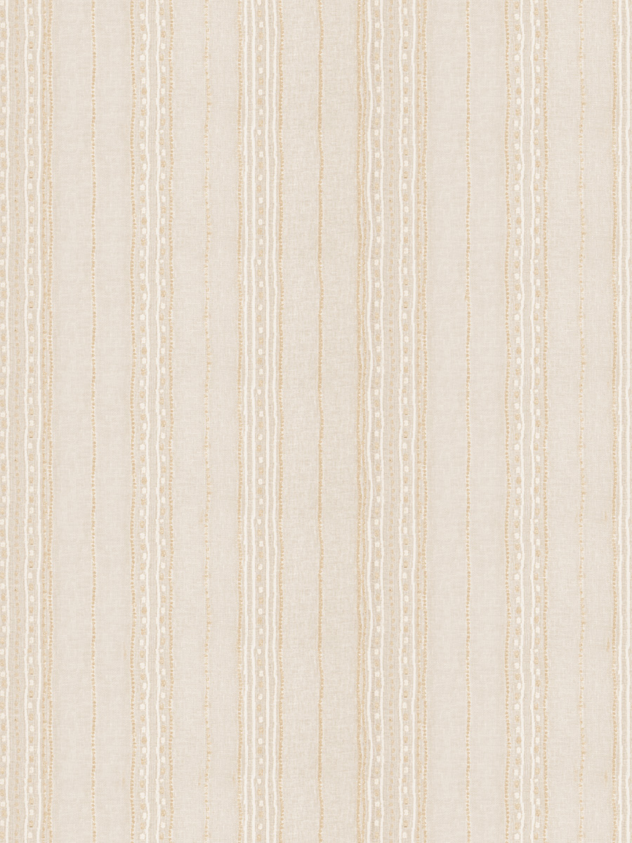 Brushed Linen Patterned Carpet: Syros Brushed Gold