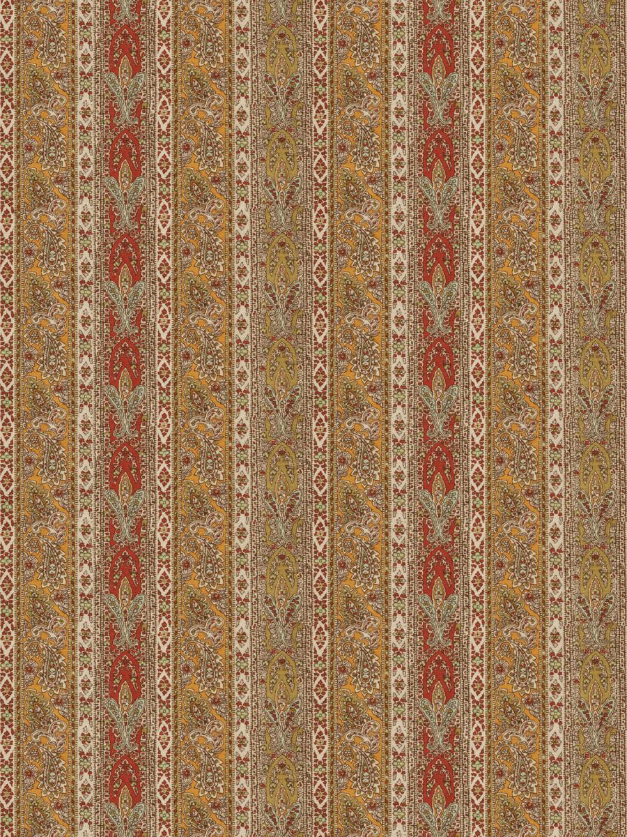Penny Paisley Garden Spice   Fabric   Fabricut