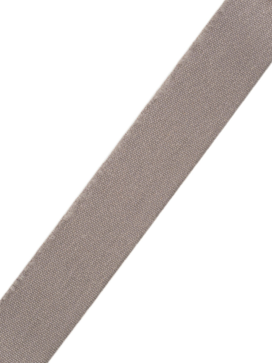 Mohair Tape Pewter