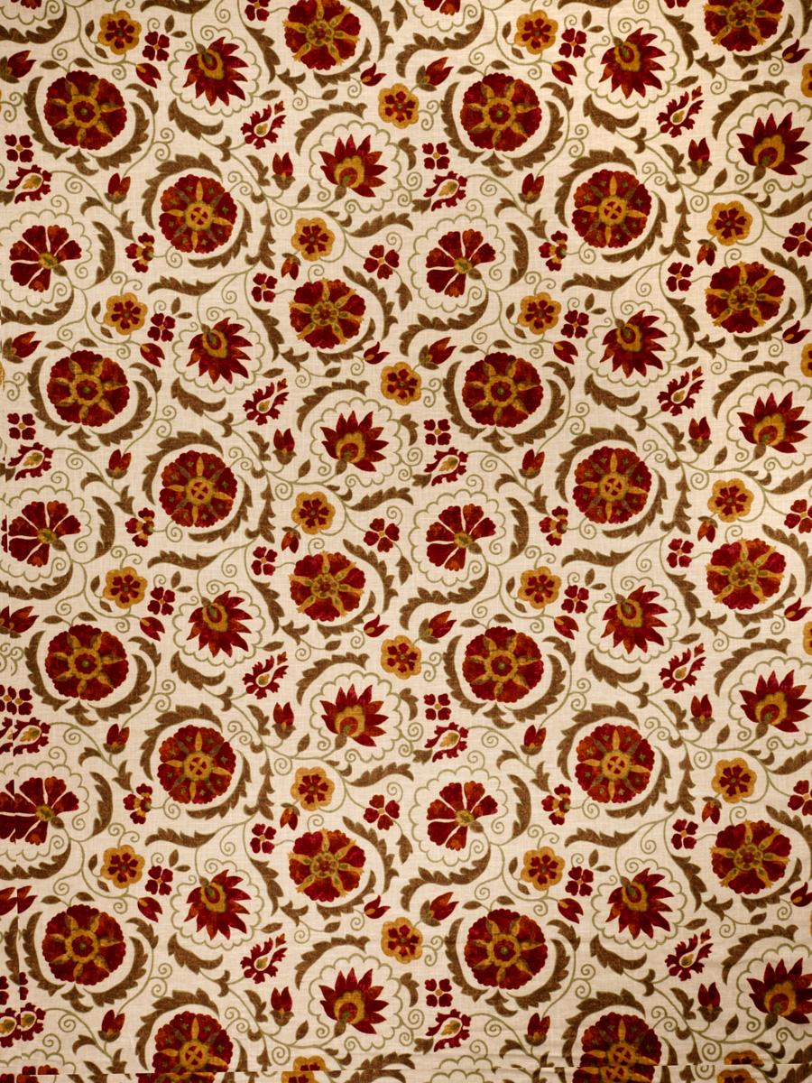 02097 Garden Spice   Fabric   Trend