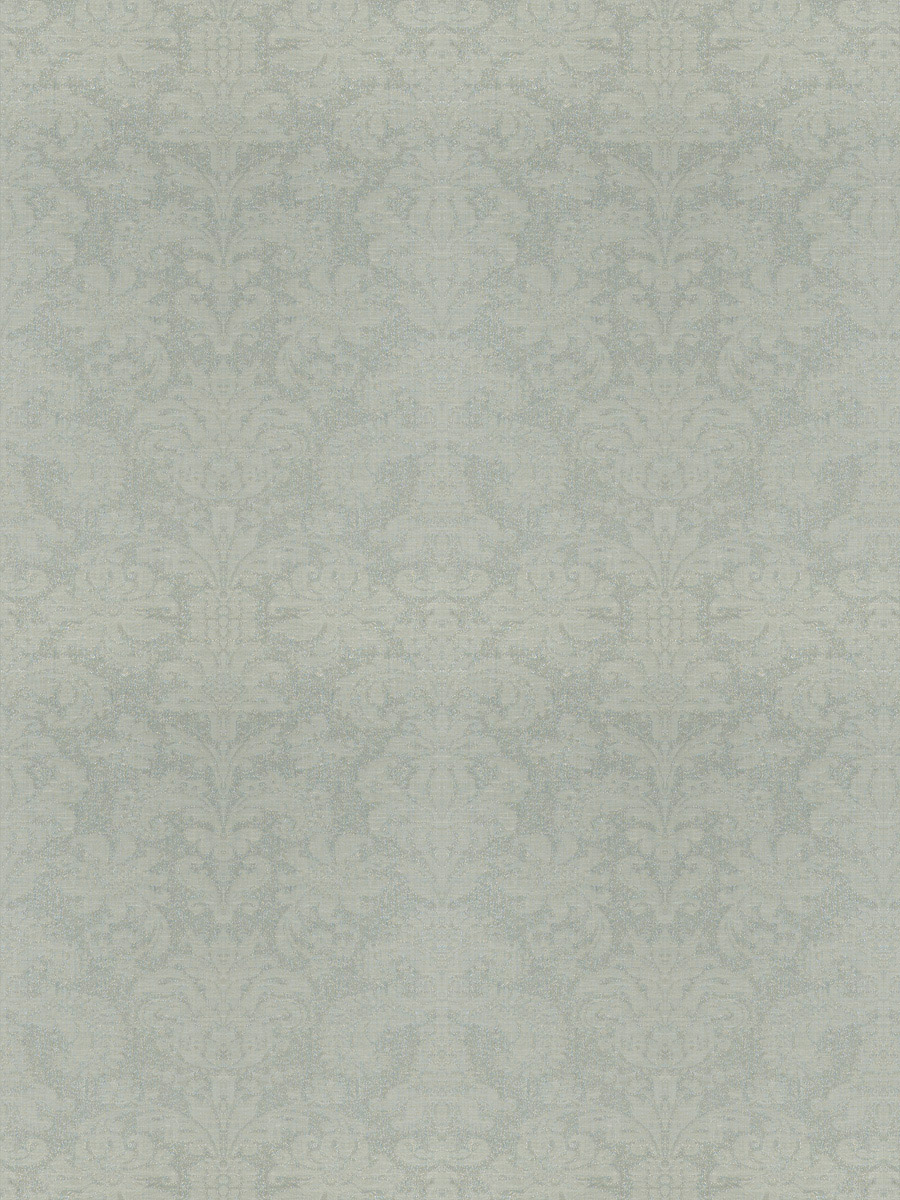 Tufa Damask Aqua Diamond