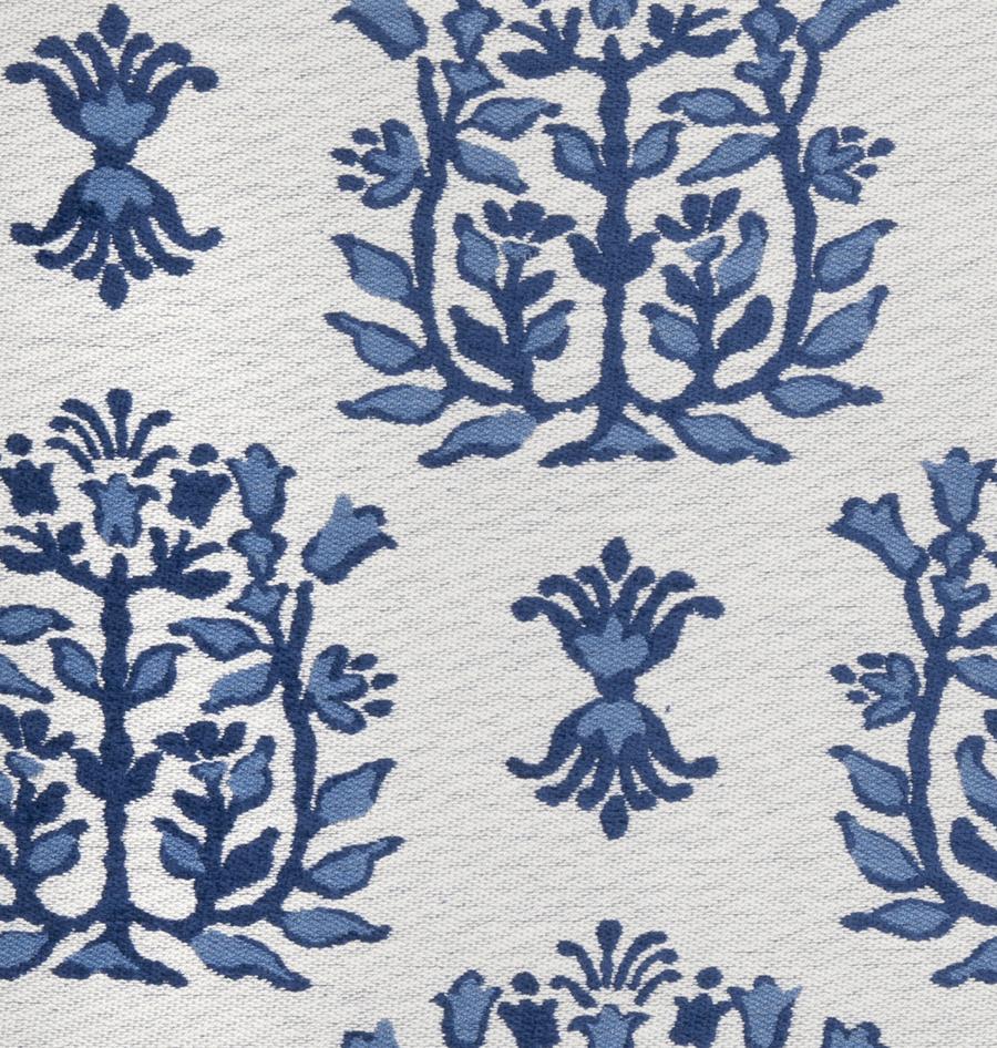 Sofa Fabric In Jaipur: Jaipur Cobalt