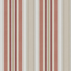 Galvan Stripe Cranberry
