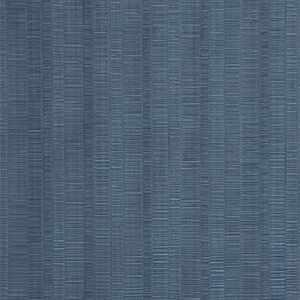 63000W Pleat Stripe Cobalt