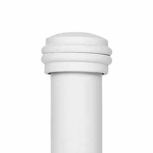 BYF3020F End Cap Matte White 900
