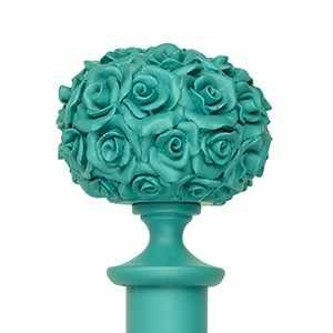 BYF3022F Posy Turquoise 972