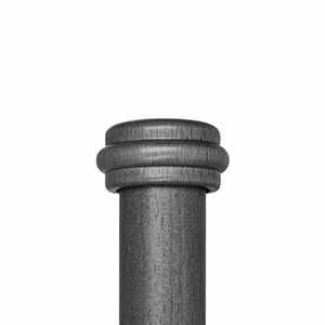 BYF3119F End Cap Dark Oak 932