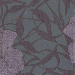 65080W Rohan Flower Violet