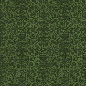 Heraklion Damask Malachite
