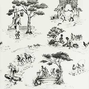 Harlem Toile Hsc Black On WHITE-06