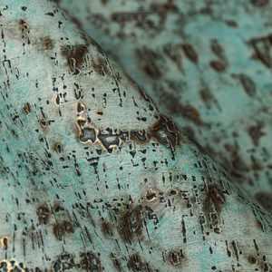 Bark Leather Iridescence