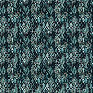 Royale Diamond Teal