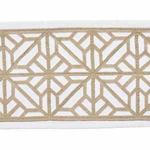 Fretwork Linen