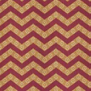 Marl Chevron Mulberry