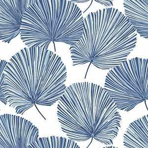 Fan Palm Wp Navy