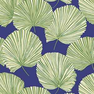 Fan Palm Wp Indigo