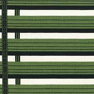 Shutter Stripe Nh New-Mown Green