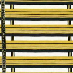 Shutter Stripe Nh Haystack Yellow