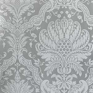 Damask Templeton Pewter