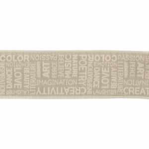 Wordplay Linen