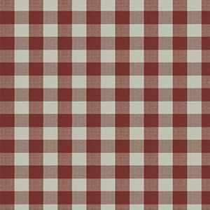 Biron Strie Check Barn Red