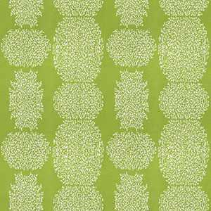 Beaded Batik Lime