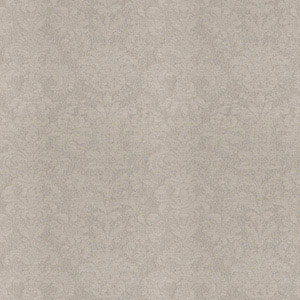 Tufa Damask Pewter Sheen