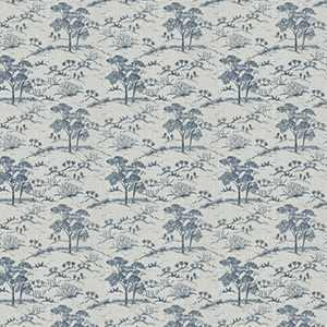 Agriculture Toile Navy