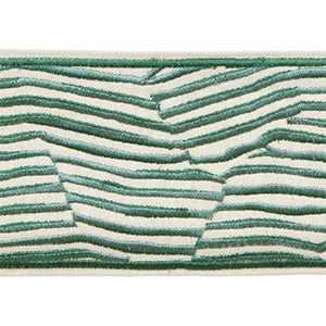 Fractal Lines Jade